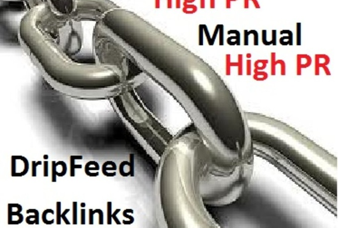 manual Drip Feed 35 High PR Backlinks,  make an rss of all URLs,  Submitt to rss aggragators