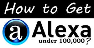provide UNLIMITED HUMAN TRAFFIC  to website/blog to get down alexa ranking