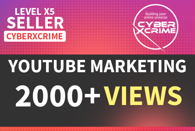 Video Promotion With 2000 Views