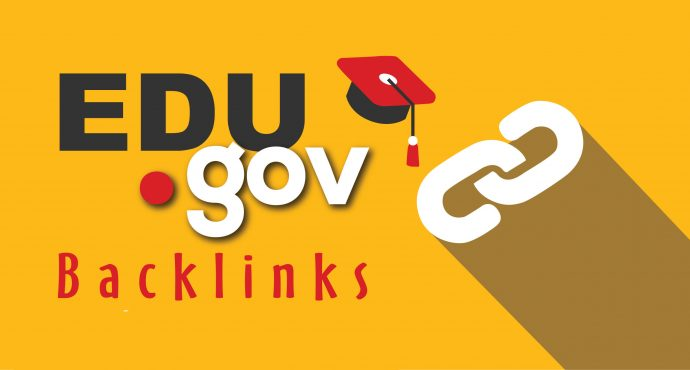 20. EDU -. GOV Backlinks From Authority Domains