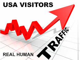 Get 500 USA Website visitors Real and trackable