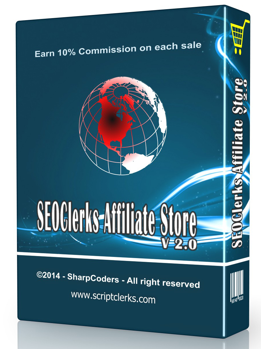 Seocheckout Affiliate Store Responsive 2017