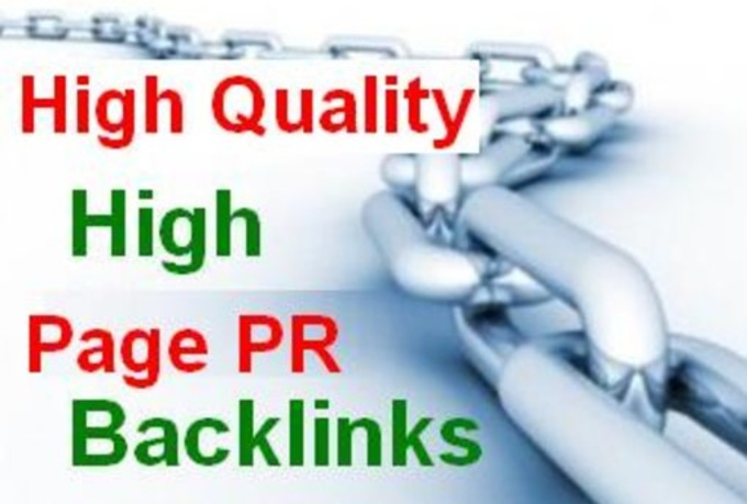 Provide 100 PR1 to PR4 actual page backlinks through Blog comments