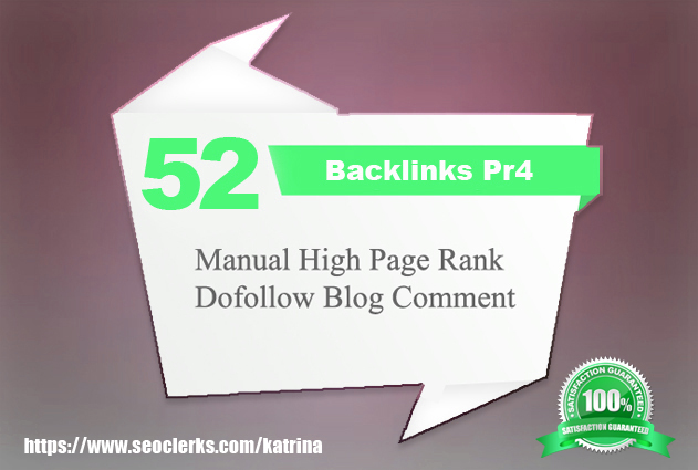 manually create 10 backlinks from PR9 domains