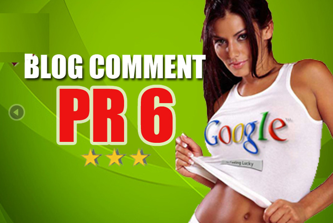 do Manual Blog Comments on 3xPR6 12xPR5 and 17xPR4 Do...