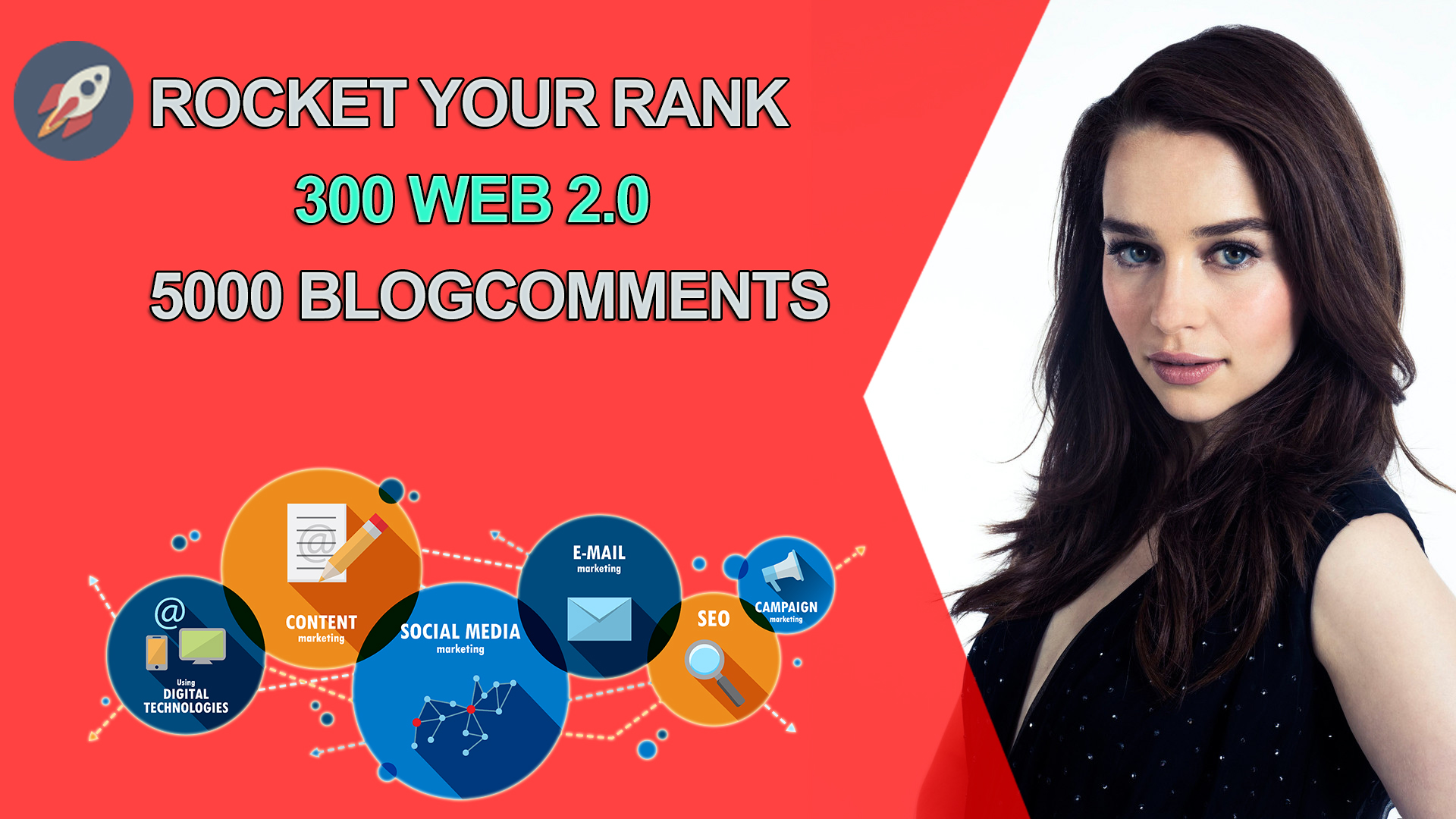 Rank first in Google with Ultimate SEO Service with HIGH Quality links Amazon Ted Microsoft