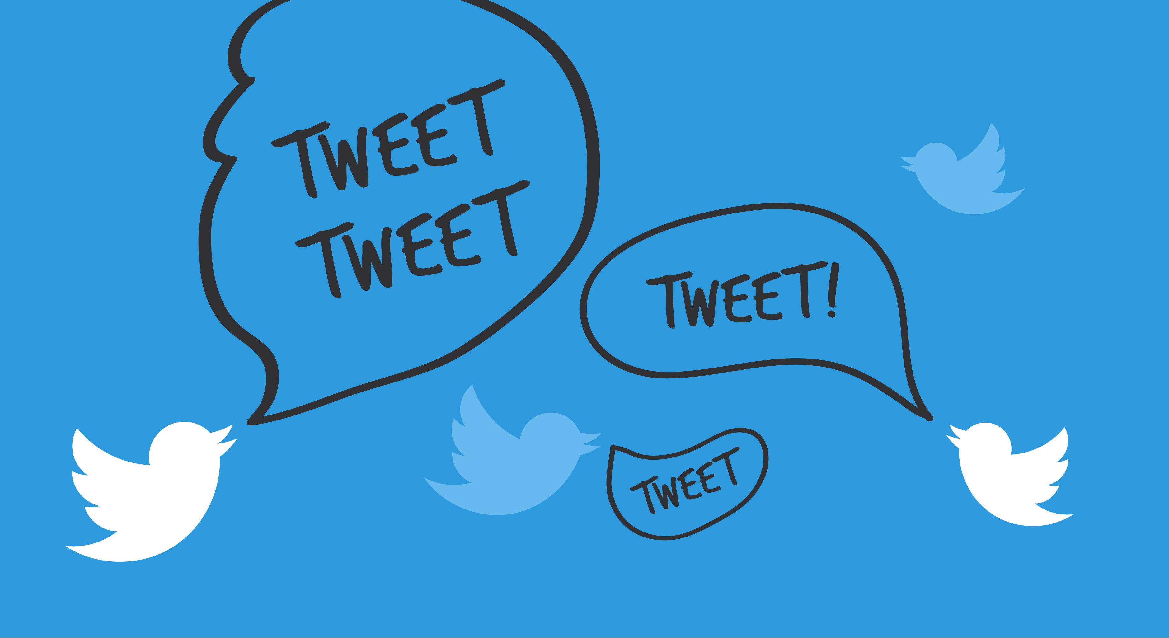 Instant 100+ HQ Twitter Tweets
