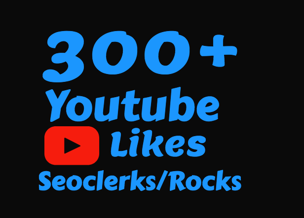 300 to 350 Real Youtube Video Lik es or 200 Youtube Subs criber