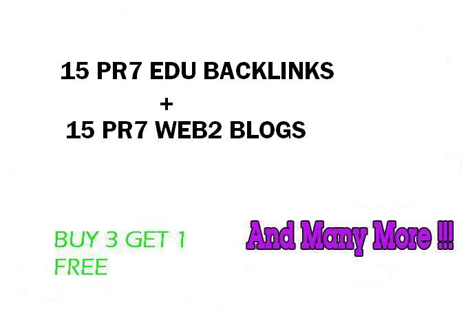 Hummingbird safe 15 PR9 Edu backlinks and 15 PR8 Web2 Blog