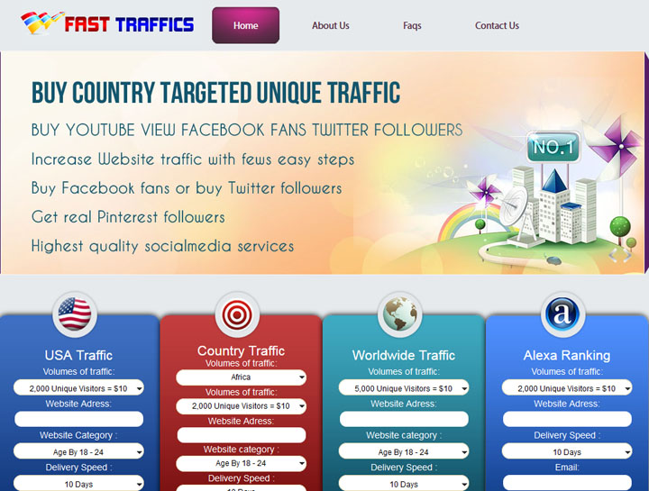 Website Traffic And Seo Selling Business Theme Theme