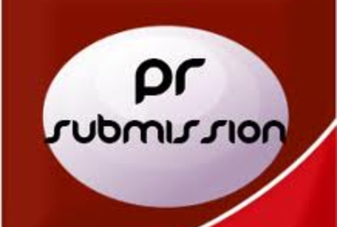 Write a press release and submit to 3 pr sites