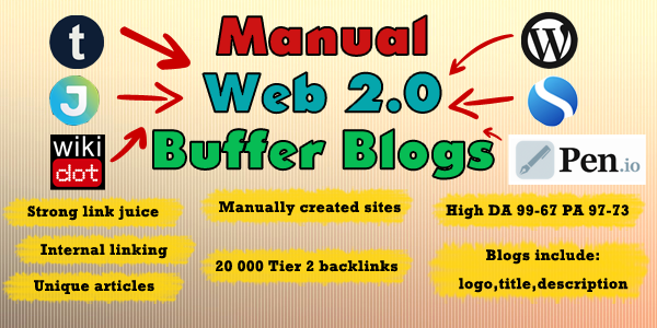 Manual Authority Profile Links - Boosting Website Ranking Safe & Great for Latest SEO