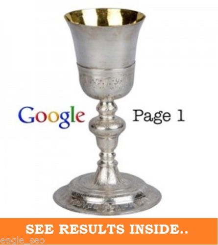 FIRST PAGE OF GOOGLE GUARANTEED FOR 25 KEYWORDS - ZERO RISK, ZERO SPAM
