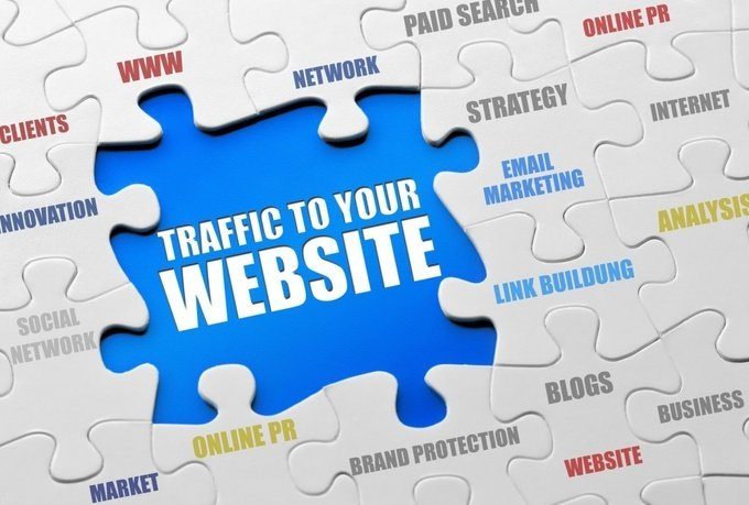 UNLIMITED Real Traffic Visitors for ONE month