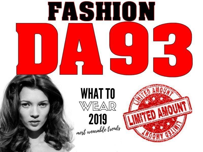 Backlink on DA93 Fashion Blog Max 10 OBLs