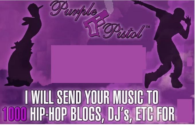 send Your Music to 300 Hip Hop Blogs, DJs, ETC