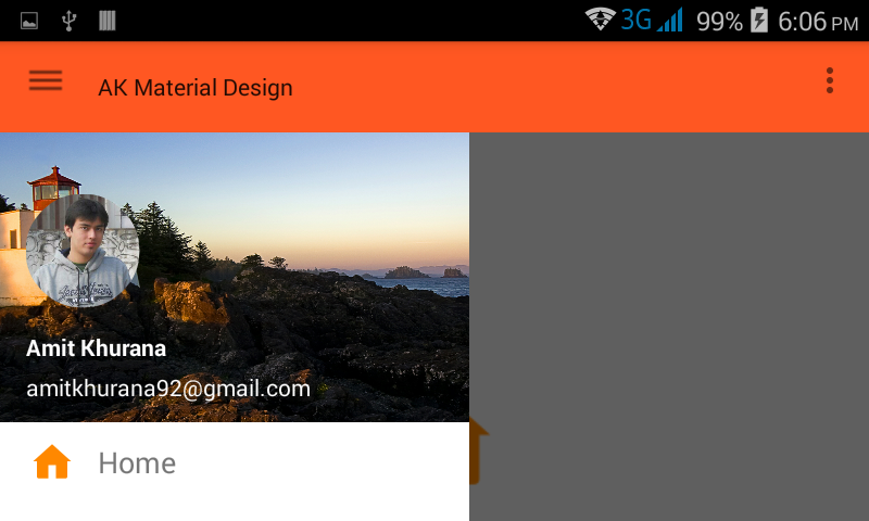 I will build Complete Material Design Android Application