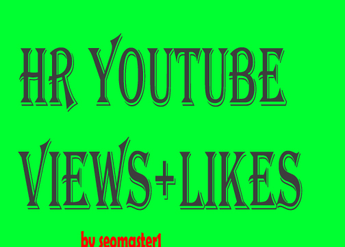 Get FAST 50000 HR and NON DROP Youtube promotion+100 lik