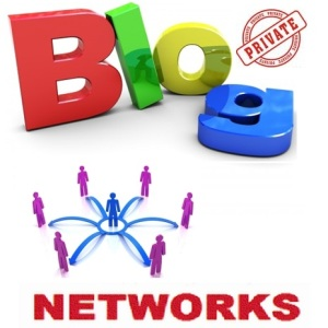 I will create 50 blog posts on a private blog network...