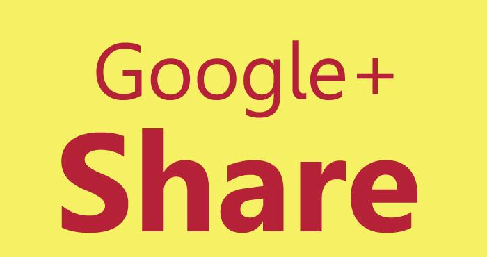 Get you 100 Google+ Share
