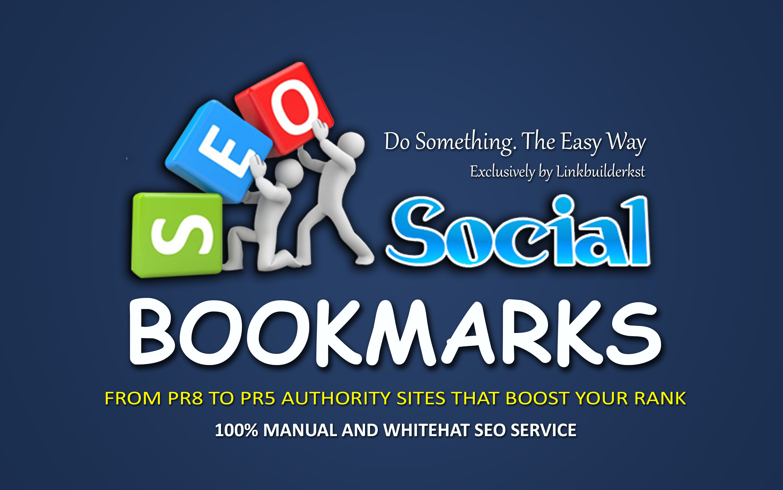 30 Handmade Authority Social Bookmarkings