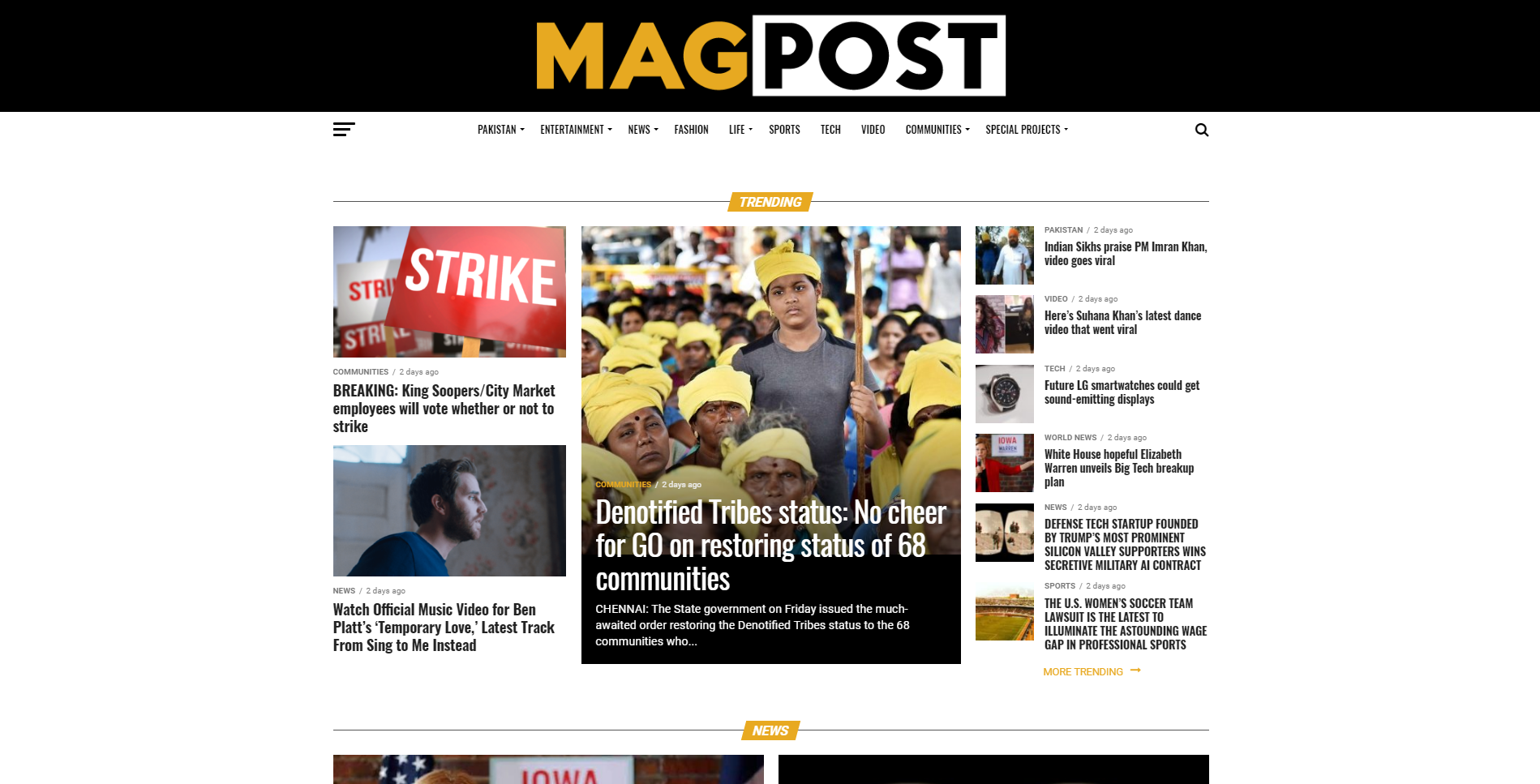 I Publish your Content on Magzinepost.com Guest Post