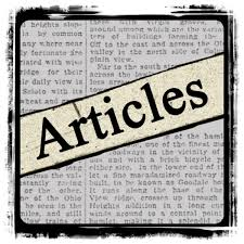 write 2 articles 250 words for a blog on any niche.