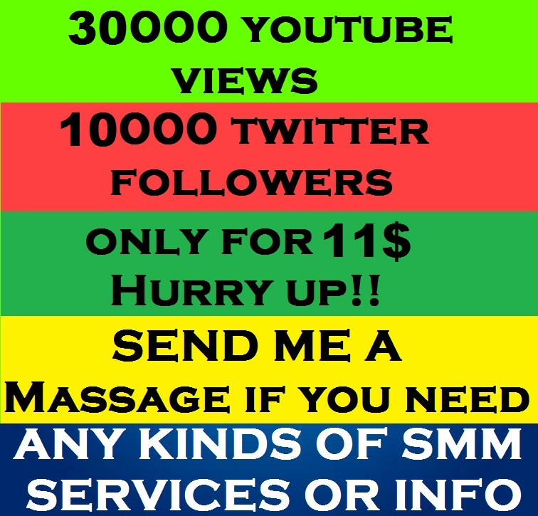 Get 10,000 to 12,000 YOUTUBE VEDIO VIEWS