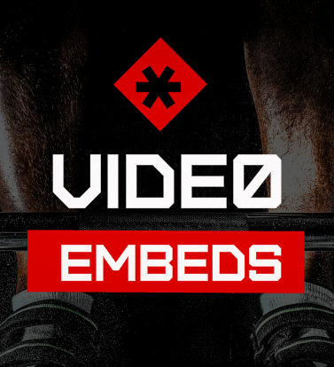 Backlinks and embeds Youtube Video -ranking