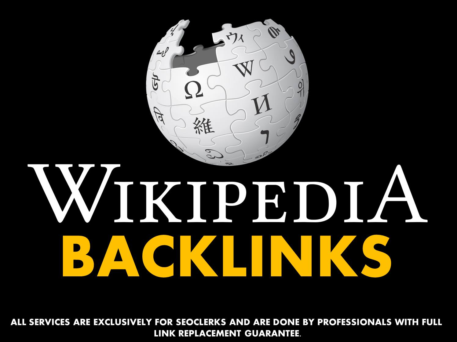 A Powerful Wikipedia Backlink 100 Percent Niche Relevant