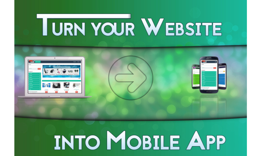 I will convert your website into the best ANDROID app,  publish it on Google Playstore