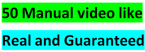 Split able Guaranteed  50 High Quality Video like