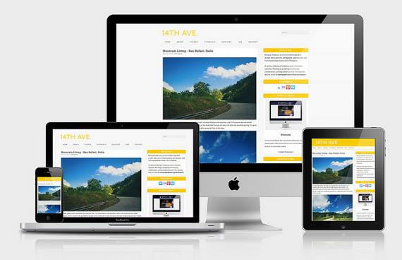 make professional website