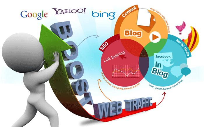 Send 20000+ Human Traffic by Google Twitter Bing Youtube etc
