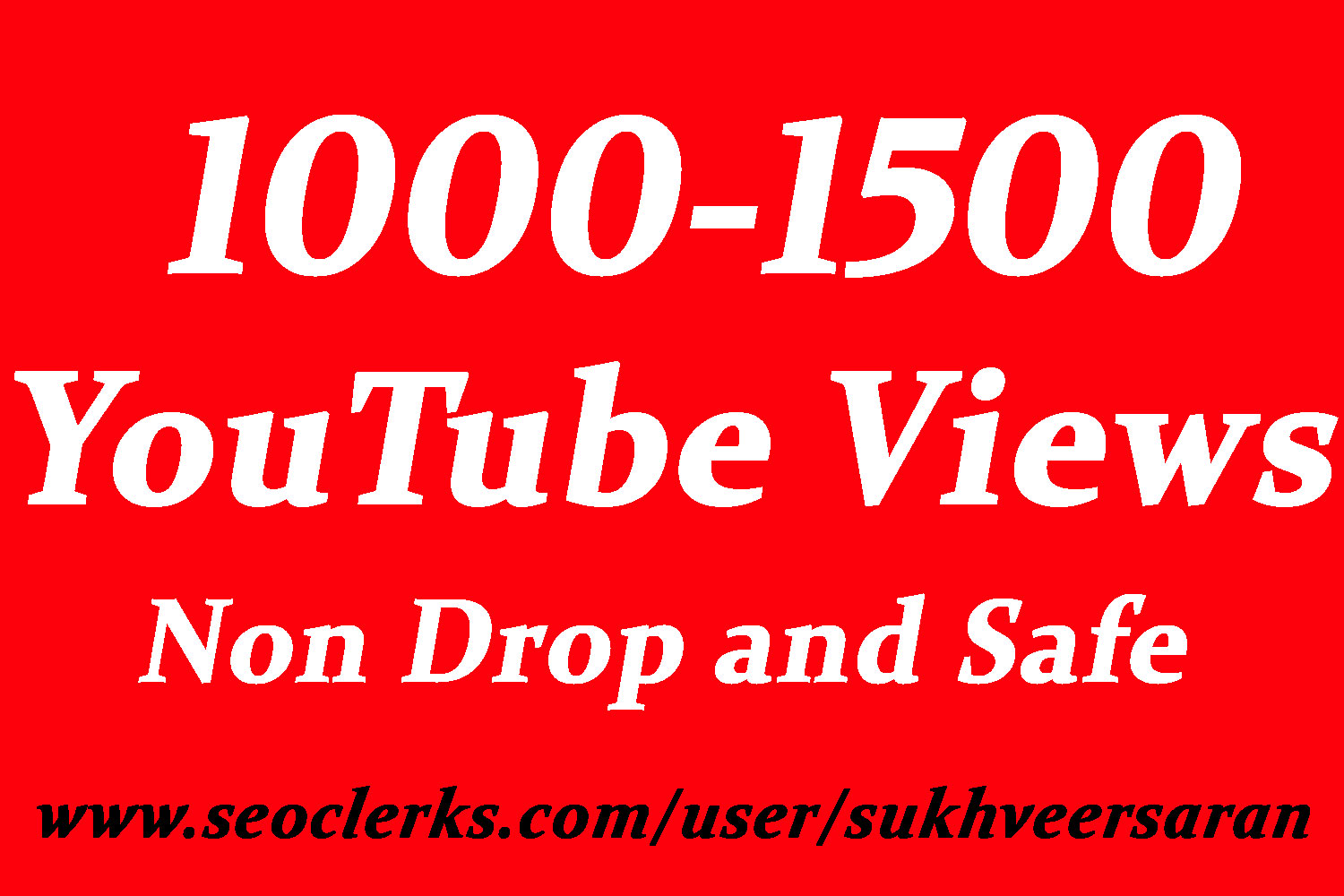 Get 1000 To 1500 High Quality Views with choice Extra service 2000, 3000, 4000, 5000, 6000, 7000, 8000, 9000,10000, 20000 and 50,000, 50k, 100,000 100k Views