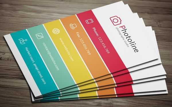 I will design OUTSTANDING Business Card for