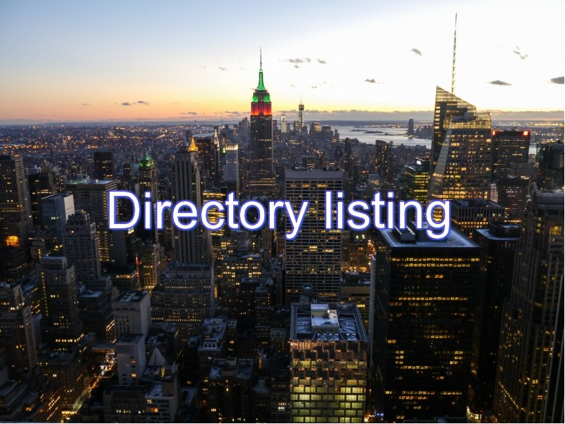 I will add your website/blog to AmbraDirectory