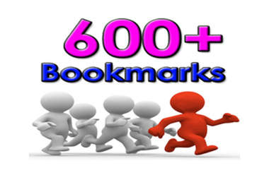 add more than 600+ Social Bookmarks for your site