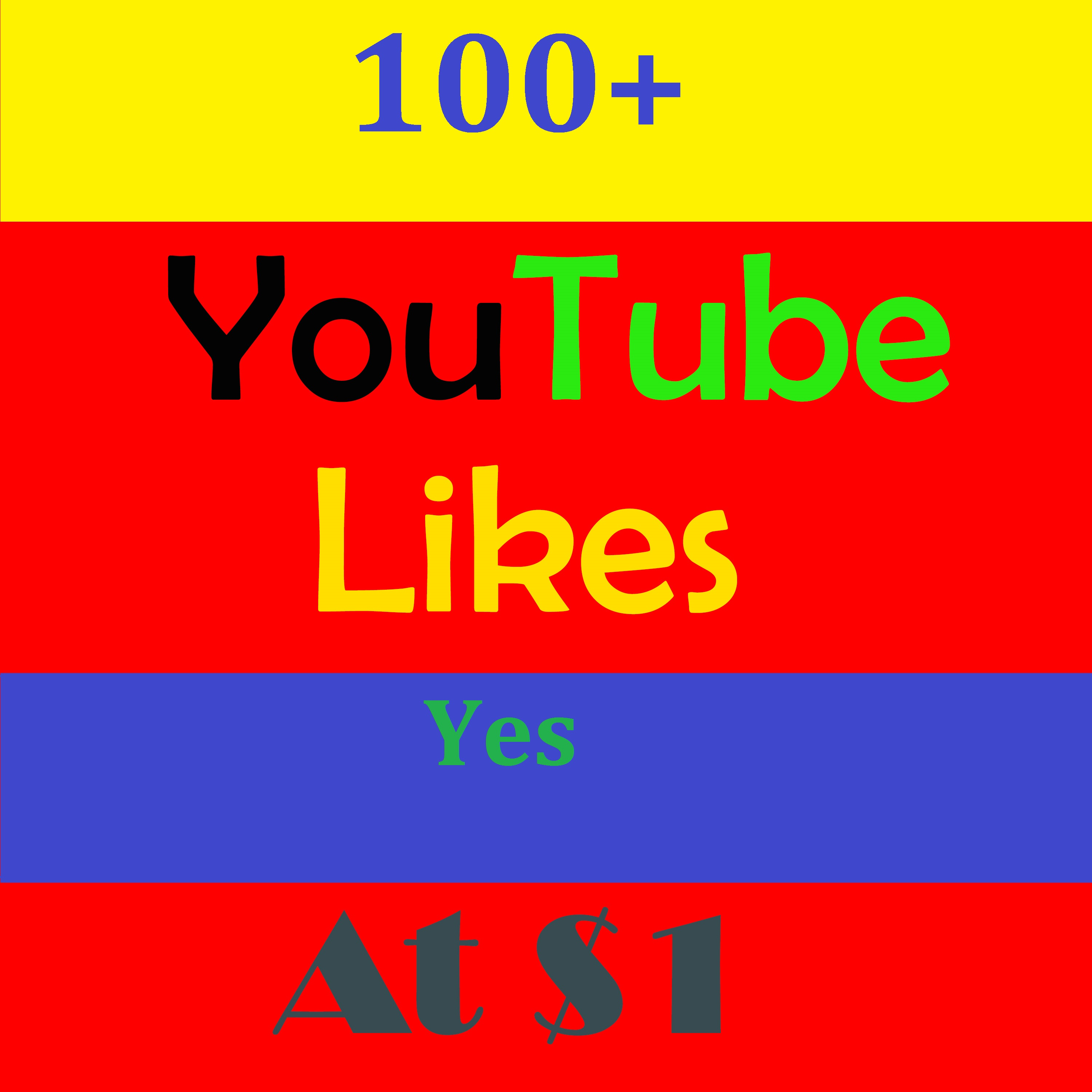 Instant 100+ YouTube L...ikes & Safe