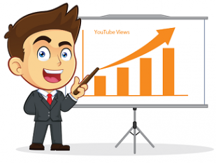 Provide 4000-10000+ Youtube Vieews