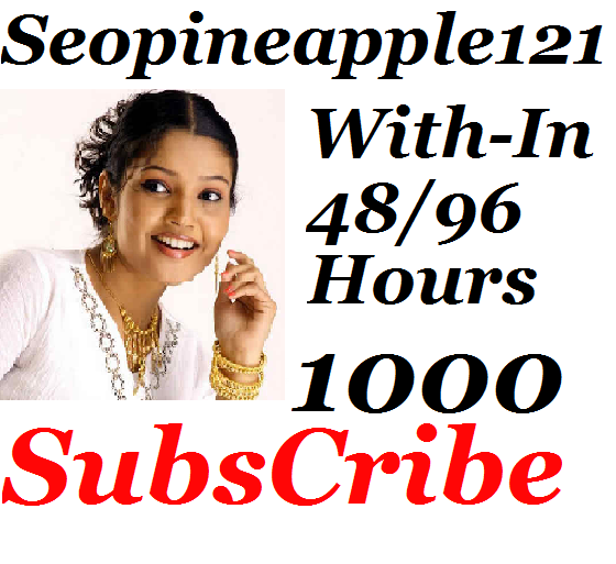 Never Drop 1000+Youtube Real Subscribers And Safe Your Channel