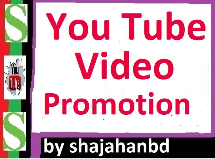 YouTube Video Promotion Organic Safe Marketing