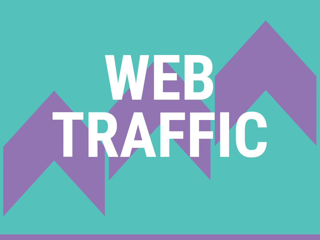 UNLIMITED WEB TRAFFIC FOR 6 MONTHS