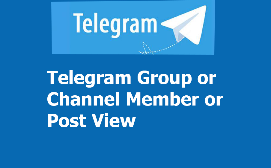 Buy Real Active 530+ Telegram Channel Member OR Post view-s OR 100+ Group Members