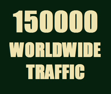 5000 Daily Real Web Traffic Worldwide for 30-days