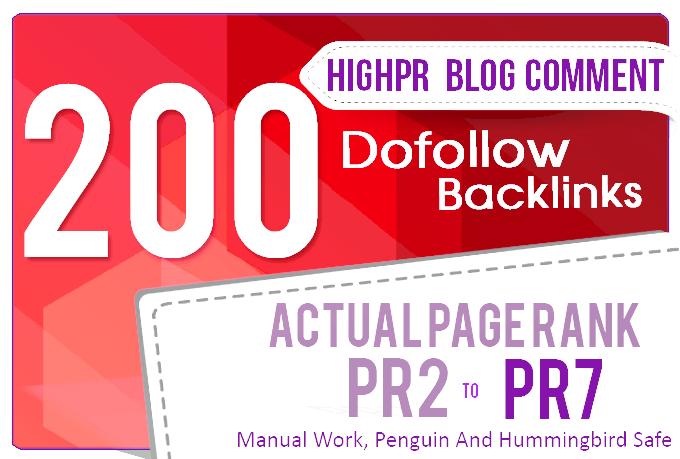 Create 100 Blog Comment High Quality Backlinks for AduIt Websites
