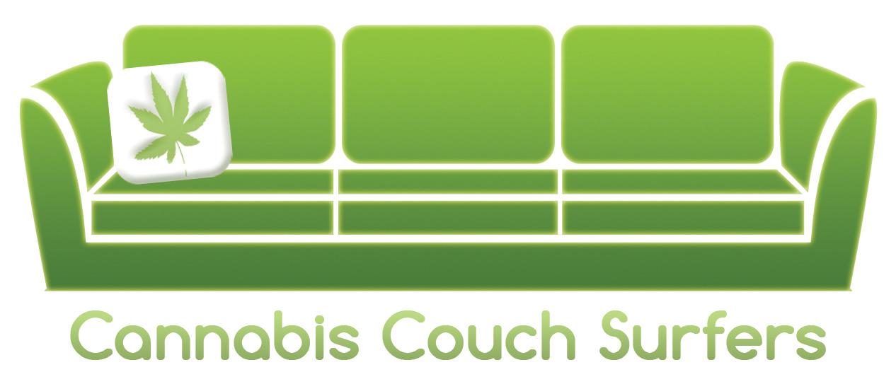 Banner ad post on marijuana website