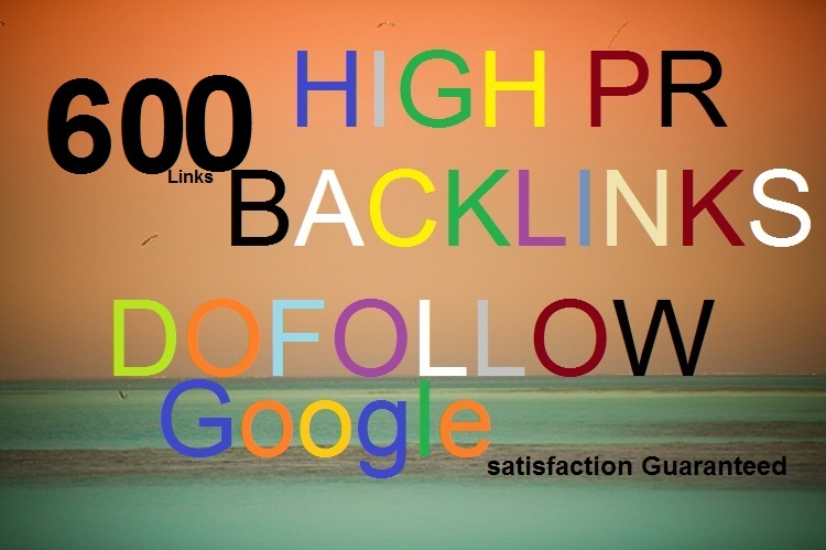 I will do 600 Dofollow Backlinks Blog Comments High PR PR2 PLUS