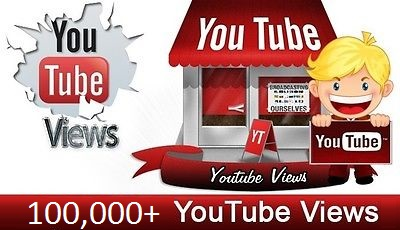 Deliver Real Human Retention 100,000++ YouTube Views With Super-Fast Delivery