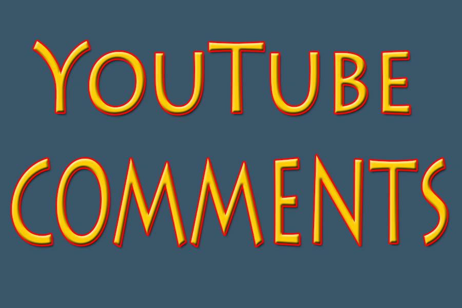 50 Youtube commesnts Non Drop Guarantee